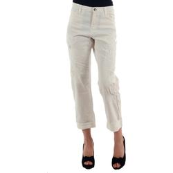 Abbigliamento Donna Chino Miss Sixty MIS01030 Blanco roto