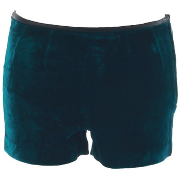 Abbigliamento Donna Shorts / Bermuda Silvian Heach SIL06160 Verde oscuro