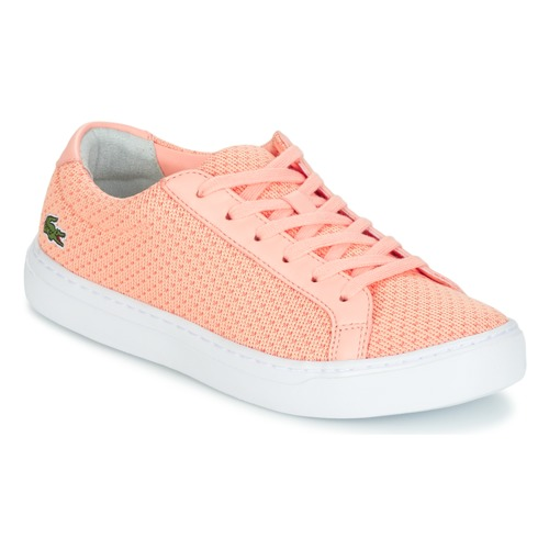 Lacoste L.12.12 LIGHTWEIGHT1181 Rosa  Scarpe Sneakers basse Donna 65,40