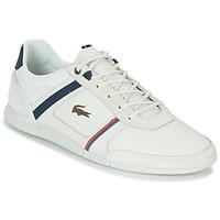 Scarpe Uomo Sneakers basse Lacoste MENERVA 118 1 Bianco