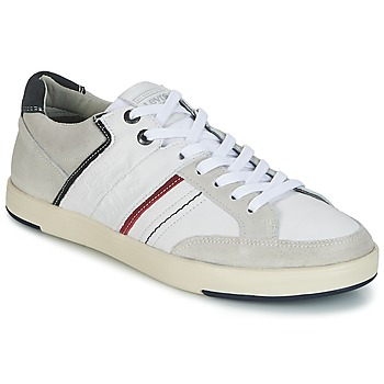 Scarpe Uomo Sneakers basse Levi's BEYERS Bianco