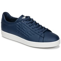 Scarpe Uomo Sneakers basse Emporio Armani EA7 CLASSIC U Blu