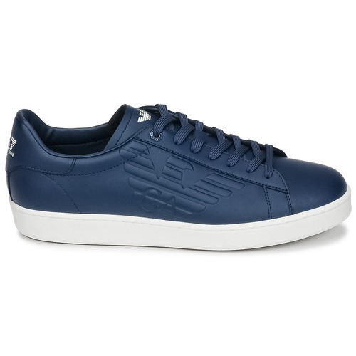 Emporio Armani EA7 CLASSIC U Blu  Scarpe Sneakers basse Uomo 119,20