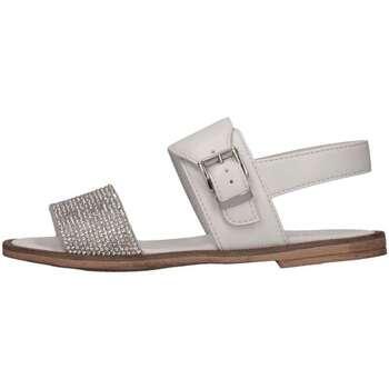 Scarpe Bambina Sandali Florens W875413B Sandalo Bambina Bianco Bianco