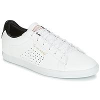 Scarpe Donna Sneakers basse Le Coq Sportif AGATE LO S LEA/SATIN Bianco