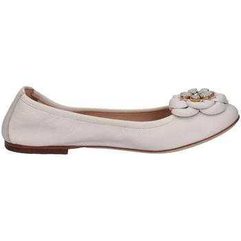 Scarpe Bambina Ballerine Florens F9018 Sneakers Bambina Bianco Bianco