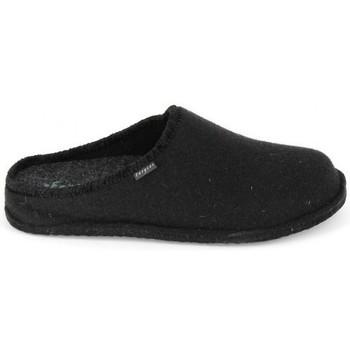 Scarpe Uomo Pantofole Fargeot Calou Noir Nero