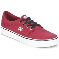 Scarpe Uomo Sneakers basse DC Shoes TRASE TX MEN Rosso / Nero