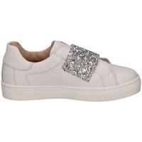 Scarpe Bambina Sneakers basse Florens W6627 Sneakers Bambina Bianco Bianco
