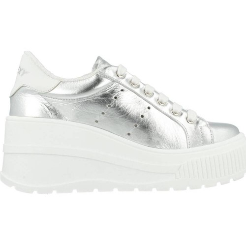 Go Sexy X Yellow SURPRISE GO SEXY Argento - Scarpe Sneakers basse Donna 71,21