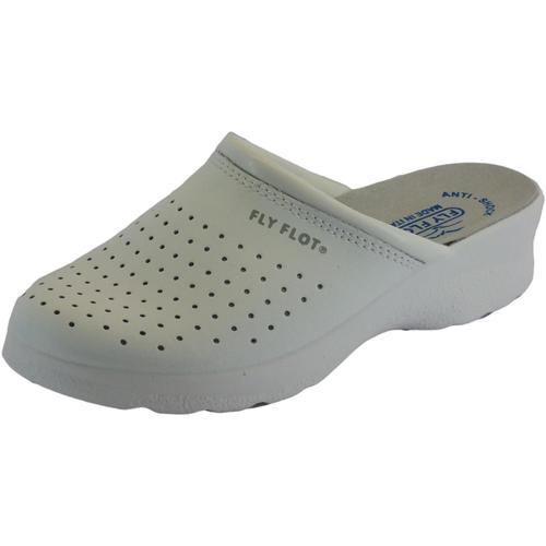 Fly Flot Pantofole  per donna colore bianco Bianco - Scarpe Pantofole Donna 32,90