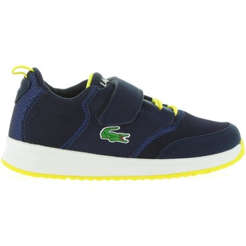 Scarpe Unisex bambino Sneakers basse Lacoste 33SPC1004 LIGHT Azul