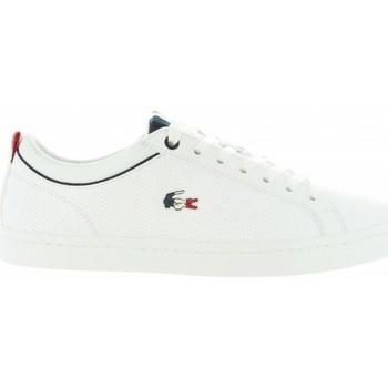 Scarpe Uomo Sneakers basse Lacoste 34CAM0064 STRAIGHTSET Blanco