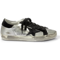 Scarpe Donna Sneakers basse Golden Goose GOLDEN GOOSE SNEAKERS DONNA GCOWS590A8          ARGENTO/NERO