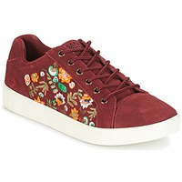 Scarpe Donna Sneakers basse Banana Moon RACLO BORDEAUX