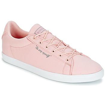 Scarpe Donna Sneakers basse Le Coq Sportif AGATE LO CVS/METALLIC Rosa