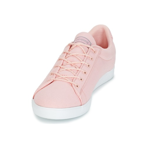Agate Rosa Le 3600 metallic Basse Consegna Sportif Scarpe Cvs Sneakers Donna Lo Gratuita Coq QdtChxrs