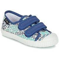 Scarpe Bambino Sneakers basse Aster MICKY Bianco / Blu