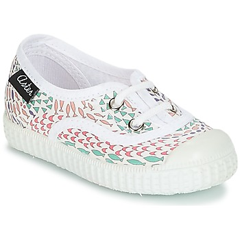 Scarpe Bambina Sneakers basse Aster MILEY Bianco