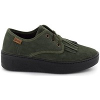 Scarpe Donna Derby Natural World 6005 Verde