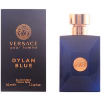 Bellezza Uomo Eau de toilette Versace Dylan Blue Edt Vaporizador  50 ml