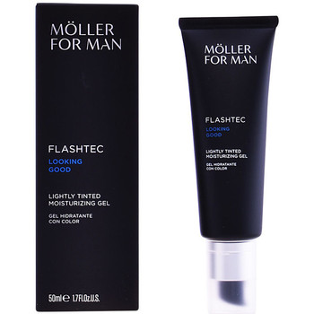 Bellezza Uomo Idratanti e nutrienti Anne Möller Pour Homme Looking Good Lightly Tinted Moisturized Gel  50 ml
