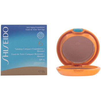 Bellezza Donna Illuminanti Shiseido Expert Sun Compact Foundation  bronze Spf6 12 Gr 12 g