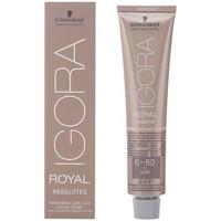 Bellezza Accessori per capelli Schwarzkopf Igora Royal Absolutes 6-60