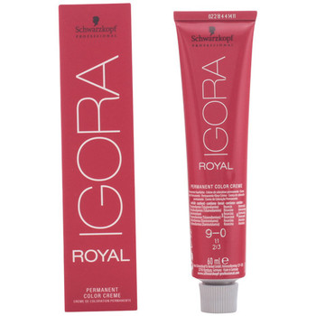 Bellezza Accessori per capelli Schwarzkopf Igora Royal 9-0  60 ml