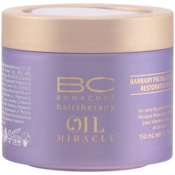 Bellezza Maschere &Balsamo Schwarzkopf Bc Oil Miracle Barbary Fig Oil Mask  150 ml