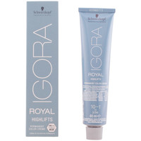 Bellezza Accessori per capelli Schwarzkopf Igora Royal Highlifts 10-1  60 ml