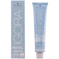 Bellezza Accessori per capelli Schwarzkopf Igora Royal Highlifts 12-1  60 ml