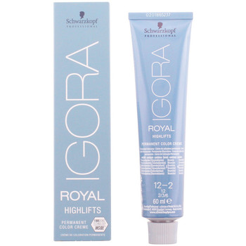 Bellezza Donna Accessori per capelli Schwarzkopf Igora Royal Highlifts 12-2  60 ml