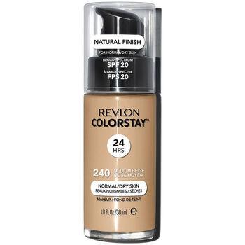 Bellezza Donna Fondotinta & primer Revlon Colorstay Foundation Normal/dry Skin 240-medium Beige 30 ml