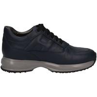 Scarpe Bambino Sneakers basse Hogan Junior HXC00N0001EFH5U810 Sneakers Bambino Blu Blu