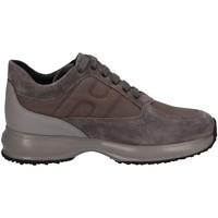 Scarpe Bambino Sneakers basse Hogan Junior HXC00N0001EHBL296R Sneakers Bambino Grigio Grigio