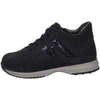 Scarpe Bambina Sneakers basse Hogan Junior HXT09200240HBC084M Sneakers Bambina Blu Blu