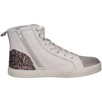 Scarpe Bambina Sneakers alte Hogan Junior HXC1410Z450HXW527G Sneakers Bambina Bianco Bianco