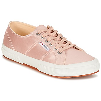 Scarpe Donna Sneakers basse Superga 2750 SATIN W Rosa