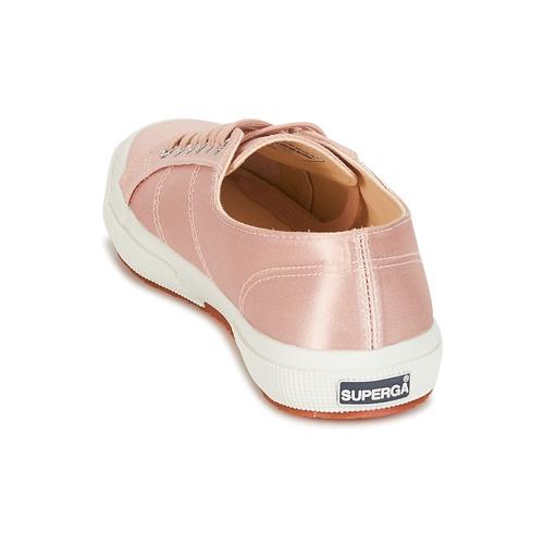 Satin 2750 W Consegna Scarpe Basse Superga Gratuita Donna 4250 Rosa Sneakers lFKc1TJ