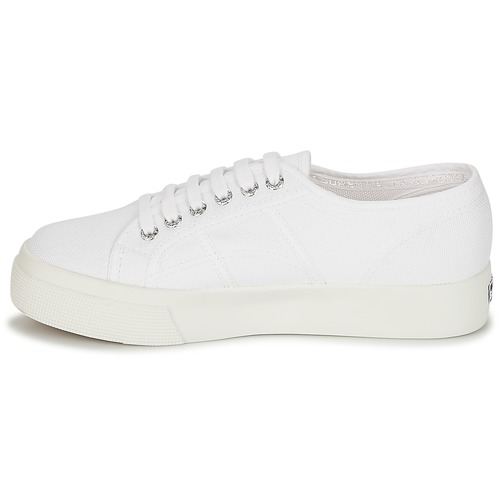 Cotu Basse Gratuita Sneakers 2730 8000 Donna Superga Consegna Scarpe Bianco vNnwOm08