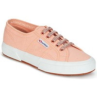 Scarpe Donna Sneakers basse Superga 2750 CLASSIC SUPER GIRL EXCLUSIVE Rosa