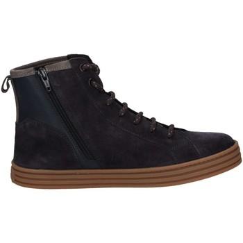 Scarpe Bambino Sneakers alte Hogan Junior HXC1410Z450HB94176 Sneakers Bambino Blu Blu