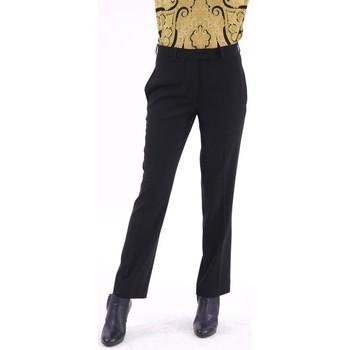 Abbigliamento Donna Chino Etro PANTALONE  NERO Black