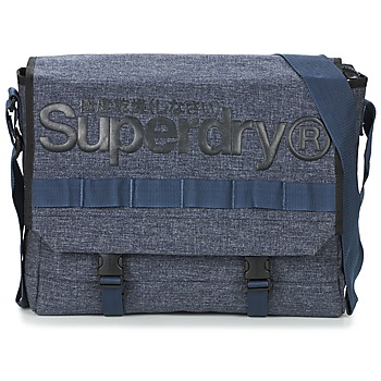 Borse Bisacce Superdry MERCHANT MESSENGER BAG Marine