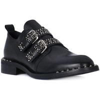 Scarpe Donna Derby Juice Shoes TACCO BLACK Nero