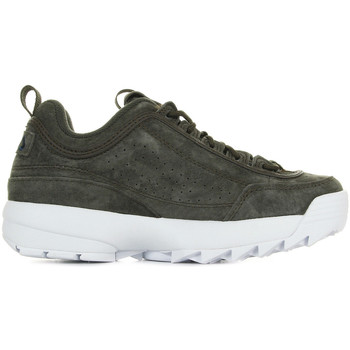 Scarpe Donna Sneakers basse Fila Disruptor S Low Wmn Olive Night