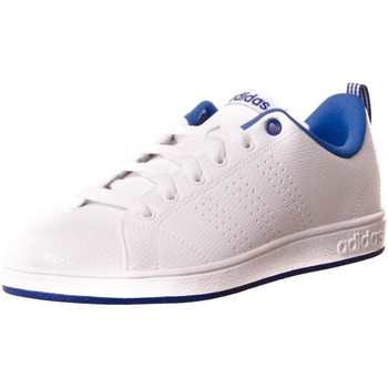Scarpe Bambino Sneakers basse adidas Originals Vs Advantage Clean K Ftwwhite/Ftwwhite/Croyal