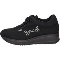 Scarpe Donna Sneakers basse Agile By Ruco Line 1315-2 NERO