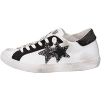 Scarpe Donna Sneakers basse 2 Stars 2S1602 Sneakers Donna Bianca Bianca